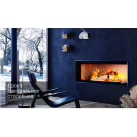 Brunner stoves and fireplaces - EAS electronic burning regulator