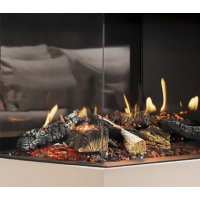 Live fire gas fireplaces Bellfires now in Ukraine