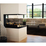 Advantages of gas fireplaces Bellfires in Ukraine