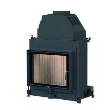 Fireplace Brunner 51/67 Stil-Kamine side-opening door