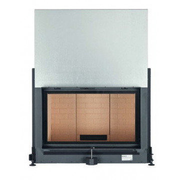 Fireplace Brunner 53/88 k Stil-Kamine lifting door