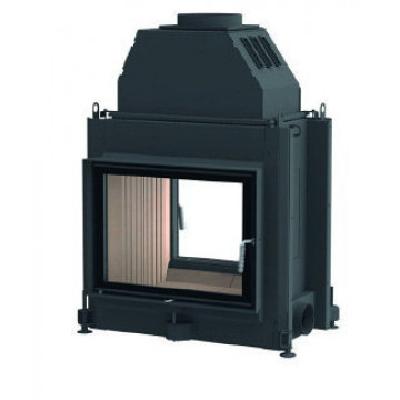 Fireplace Brunner-Tunnel-51-67-Stil-Kamine-2-side-opening-door