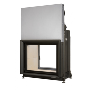 Fireplace Brunner Tunnel 62/76 Stil-Kamine lifting door