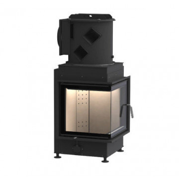 Fireplace Brunner-42-42-42-Eck-Kamine