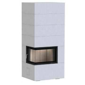Fireplace Каминная система Brunner BSG 02 left с водяным контуром