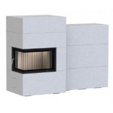 Fireplace Brunner-BSG-02-left-с-дополнительной-аккумуляцией-сбоку