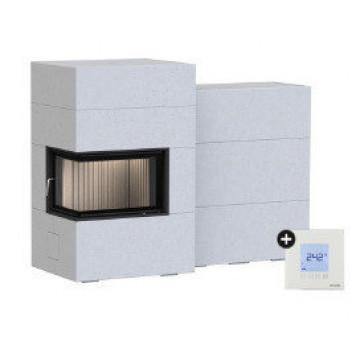 Fireplace Brunner-BSG-02-left-с-дополнительной-аккумуляцией-сбоку-EAS
