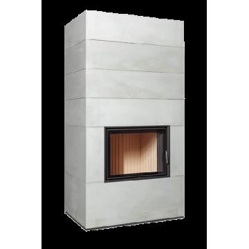 Fireplace Brunner BSG с дополнительной аккумуляцией сверху