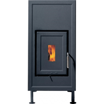 Печь Brunner-HKD-6-1-cast-iron-front-plate-cast-iron-doors-black-classic-front-plate-from-massive-
