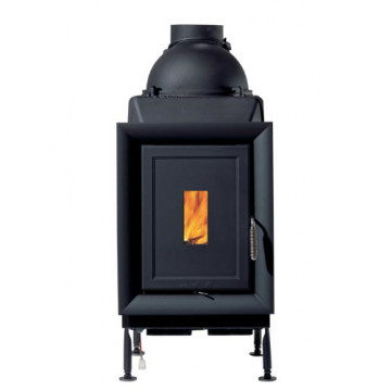 Stove Brunner-HKD-4-1-cast-iron-frame-cast-iron-door-black