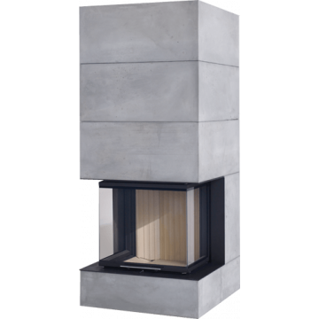 Fireplace Brunner BSK 06 Architecture 45/101 lifting door