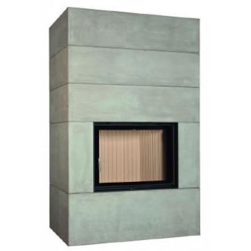 Fireplace Brunner BSK 08 Style 51/67 side-opening