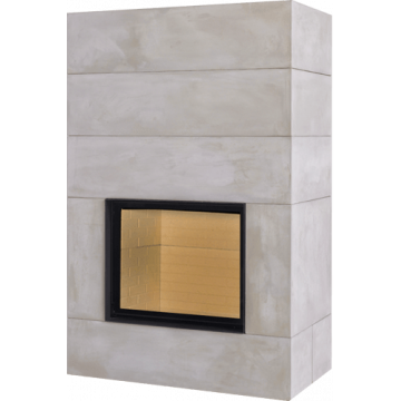 Fireplace  Brunner BSK 04 Style 62/76 lifting door