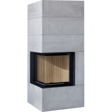 Fireplace Brunner BSK 08 Compact 51/67 lifting door