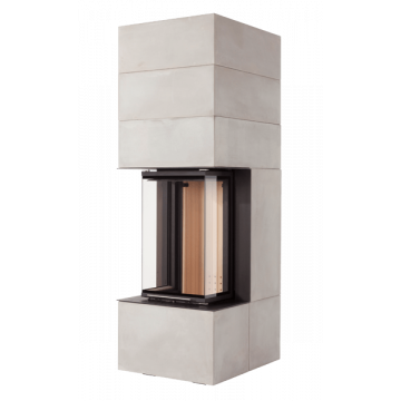 Fireplace Brunner BSK 11 Panorama 70/25/40/25