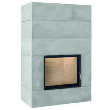 Fireplace Brunner BSK 04 Style 62/76 side-opening