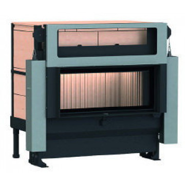 Stove Brunner GOT 38/86-ZL lifting door + GOF 86 x 42 cm