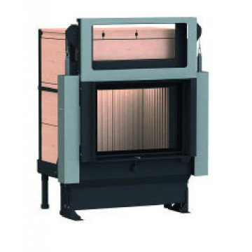 Stove Brunner GOT 51/67-ZL lifting door + GOF 66 x 42 cm