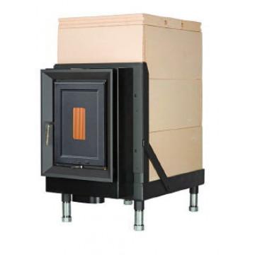 Stove Brunner HKD 5.1/20 cast iron doors GOF 37 x 57 cm