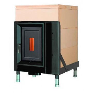 Stove Brunner HKD 5.1/20 cast iron doors GOF 57 x 57 cm