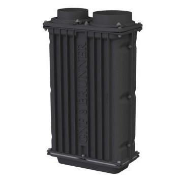 Stove Cast iron radiator Brunner GNF 8