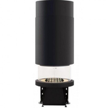Fireplace Piazzetta-M360-T-цилиндрической-формы