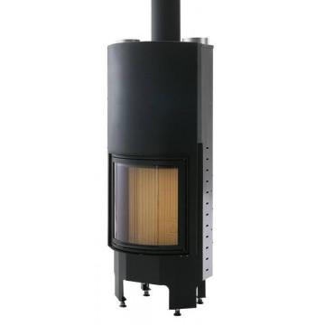 Fireplace Панорамная каминная топка Piazzetta 555T SL