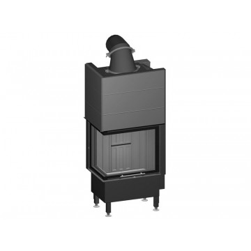 Fireplace Spartherm Varia 2L-55h H2O-4S