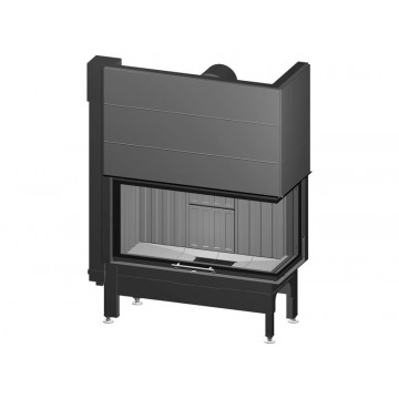 Fireplace Spartherm Varia 2R-100h-4S