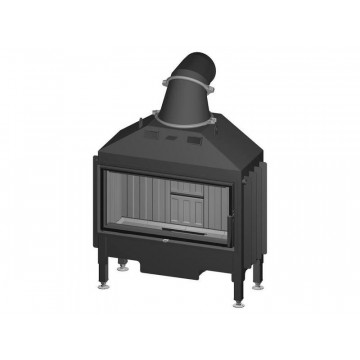 Fireplace Spartherm Varia AS-4S-2