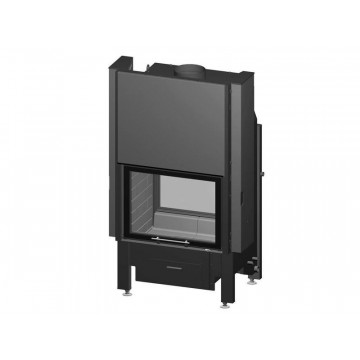 Fireplace Spartherm Varia FDh H2O-4S