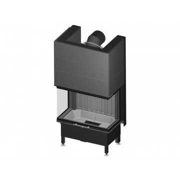 Fireplace Spartherm Arte 3RL-80h-4S
