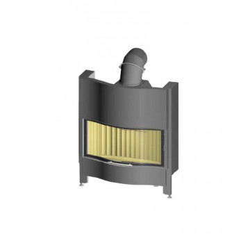 Fireplace Spartherm Arte Wh