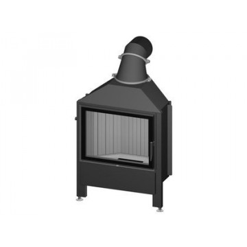 Fireplace Spartherm Speedy 1V Linear 4S 57
