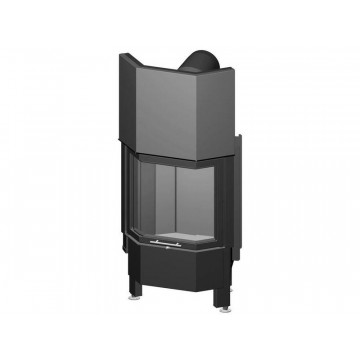 Fireplace Spartherm Speedy Mh 57