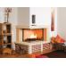 Fireplace Schmid Ekko L 55(34)45 h ∙ 55(34)51 h ∙ 55(34)57 h