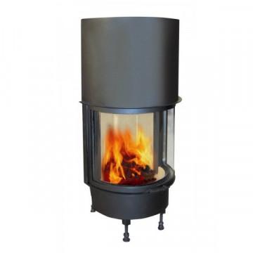 Fireplace Schmid Ronda 6057 h - 180°