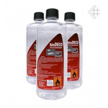 Купить Биотопливо для биокаминов в Харькове Kratki 1l