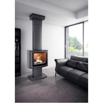 Fireplace Seguin-Kiteflam-Duteriez-F1400-DC14-