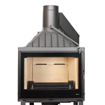 Fireplace Seguin-Visio-8-PLUS-BLACK-LINE-F1800P-DA18P-A0210-