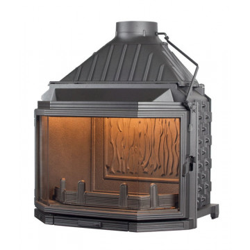 Fireplace Seguin Hexa 8