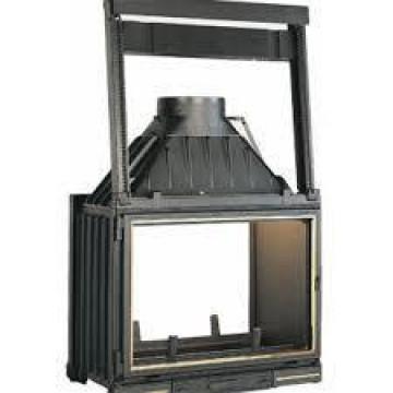 Fireplace Seguin Multivision 8000 туннель с подъемной дверцей