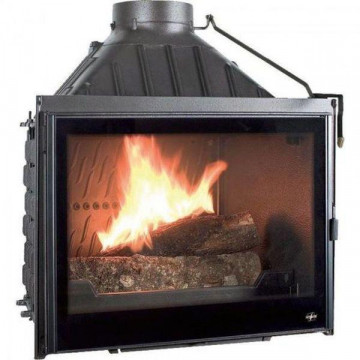 Fireplace Seguin-Europa-7-Black-Line