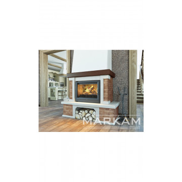 Fireplace facing Markam-Бюга