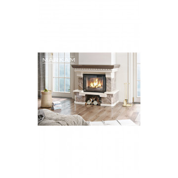 Fireplace facing Markam Шум