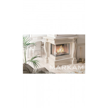 Fireplace facing Markam-Лилия