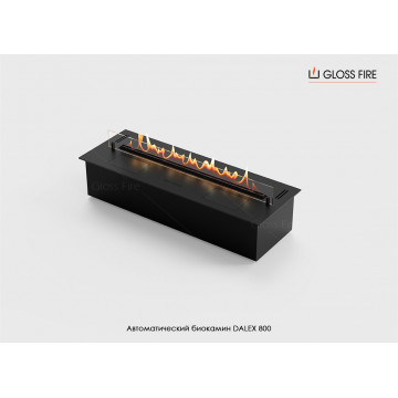 Automatic bio fireplace Gloss Fire Dalex