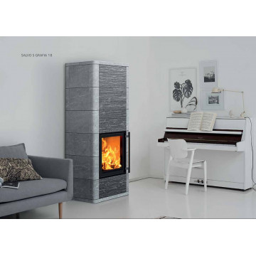 Tulikivi SALVO outstanding heating properties