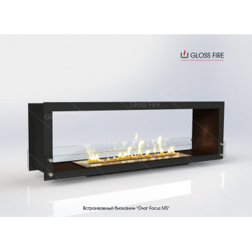 Recassed Bio Fireplace Focus MS-art.003