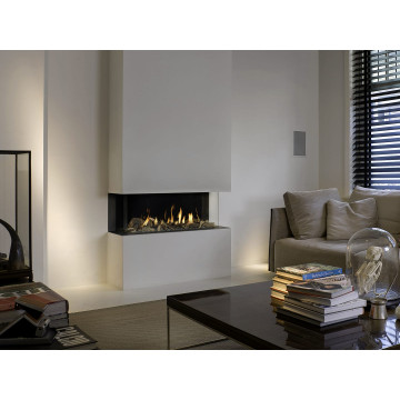 Gas fireplaces build in Bellfires View Bell Medium 3